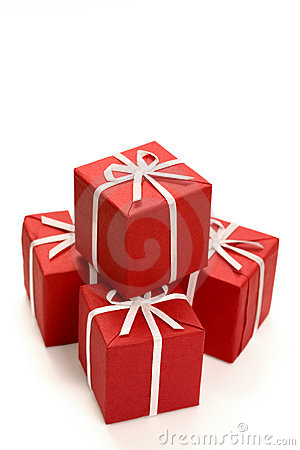Free Pile Of Presents Royalty Free Stock Photos - 1518148