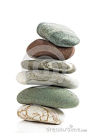 Free Pile Of Stones Royalty Free Stock Photos - 14136068