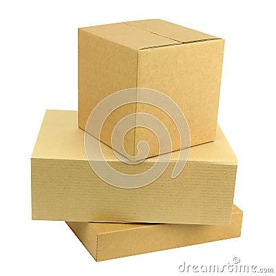 Free Pile Of Three Boxes Stock Photo - 153100