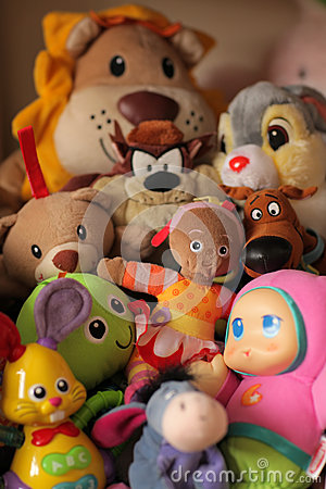 Free Pile Of Toys Stock Images - 31363764