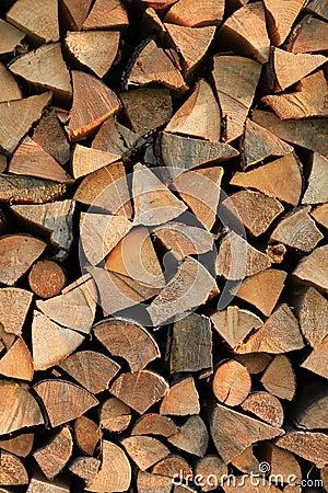 Free Pile Of Wood Stock Image - 10581091