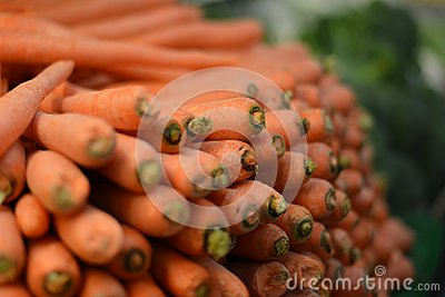 Pile Of Orange Carrots Free Public Domain Cc0 Image