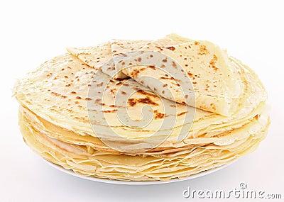 pile of pancake