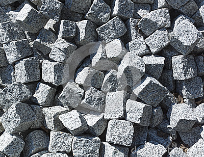 Pile of Paving Stones