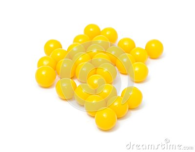 Pile of Vitamin Pills