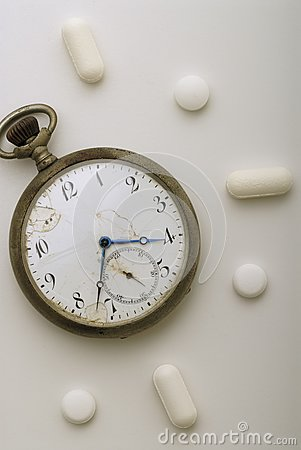 A pill every hour