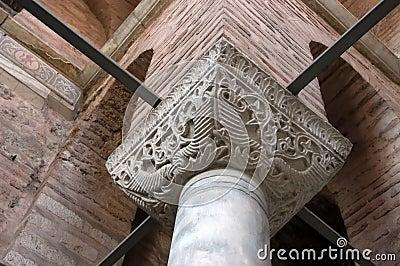Pillar, Istanbul, Turkey