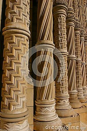 Free Pillars Royalty Free Stock Photos - 326058