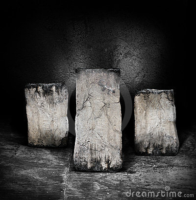 Free Pillars Of Rock Stock Images - 23669154
