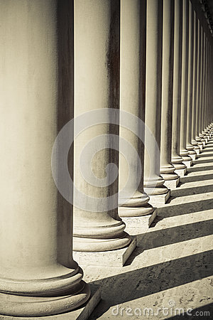 Pillars of Strength