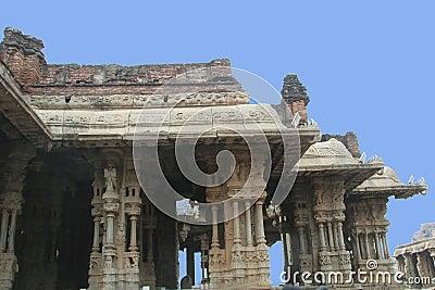 Pillars and Sub Pillars