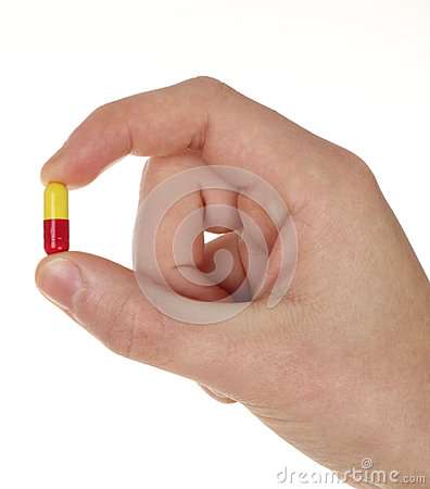 Pille an Hand