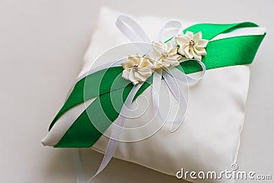 Pillow wedding