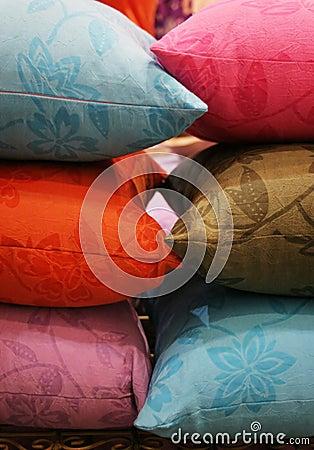 Free Pillows Royalty Free Stock Photo - 613065