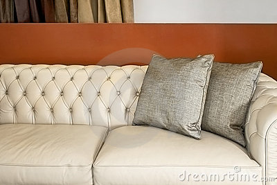 Pillows grey