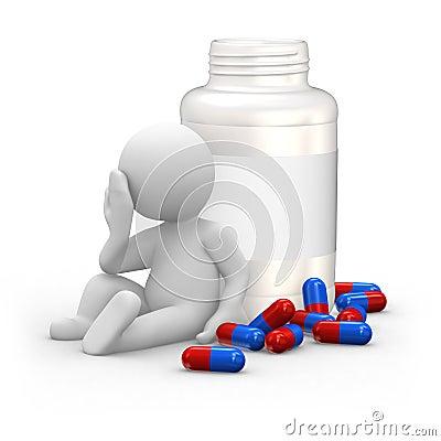 Free Pills Stock Photography - 14016262