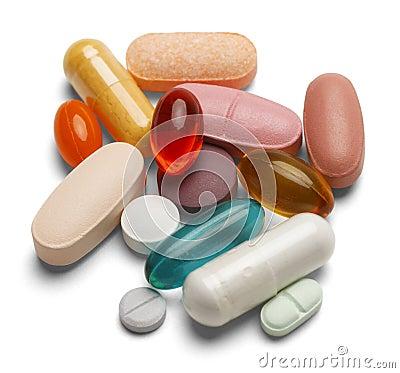 Free Pills Royalty Free Stock Photos - 30346728