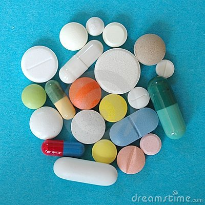 Free Pills Stock Photo - 41220