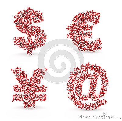 Pills alphabet dollar euro yen email