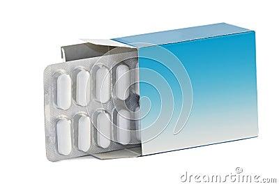 Pills box