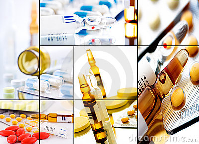 Pills collage 2