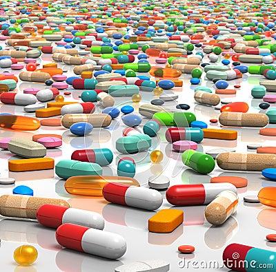 Pills Galore