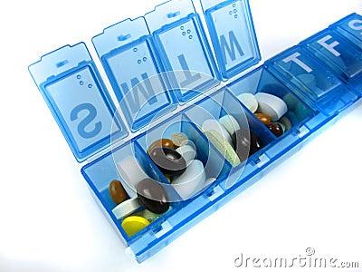 Pills and medicines