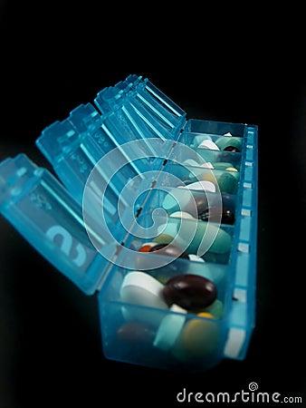 Pills och mediciner