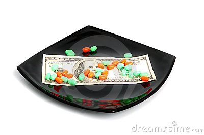 Pills and One Hundred Dollars