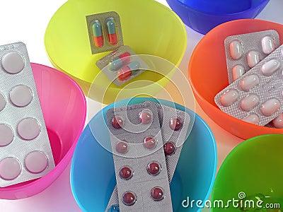 Pills Tablets