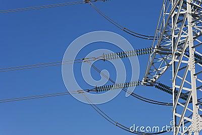 Pilón de la electricidad