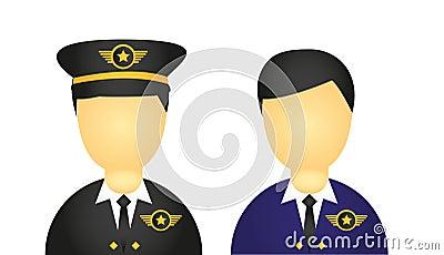 Pilot icons