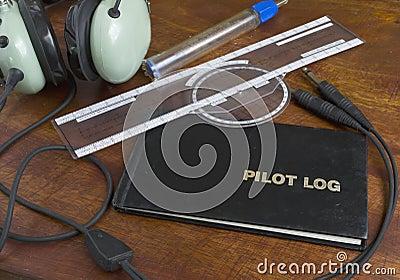 Pilot log
