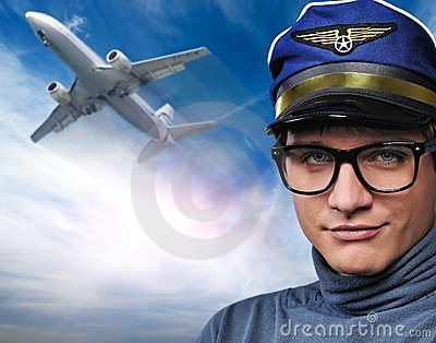 Pilota contro l aereo di volo