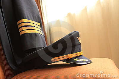 Pilots uniform