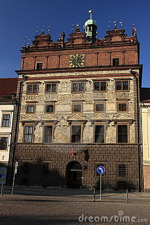 Pilsen town hall