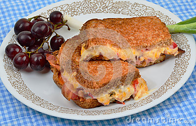 Pimento Cheese and Bacon