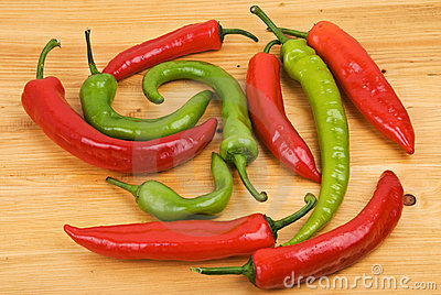 Pimiento peppers