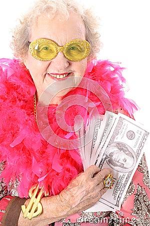 Pimpin Granny