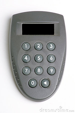 Pin code machine