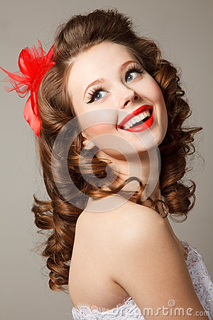 Free Pin-up Royalty Free Stock Photography - 30372897