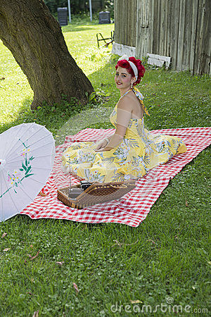 Pin up picnic