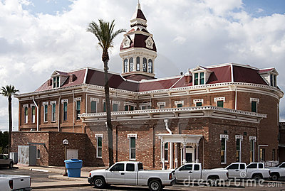 Pinal County Arizona Courthouse