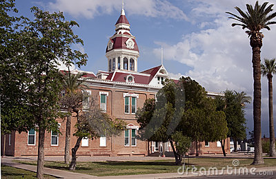 Pinal County Courthouse in Arizona