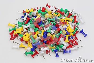 Pinboard needles