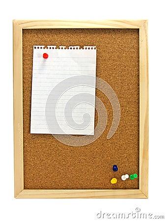 Pinboard - Notice board