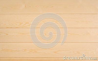 Pine floor.