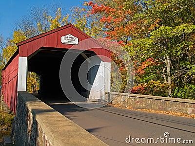 Pine Valley Covered Bridge