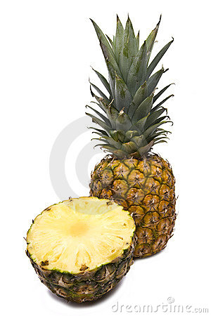 Free Pineaple Fruit Royalty Free Stock Photography - 9923417