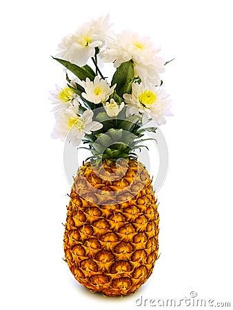 Free Pineapple Royalty Free Stock Photo - 13743845